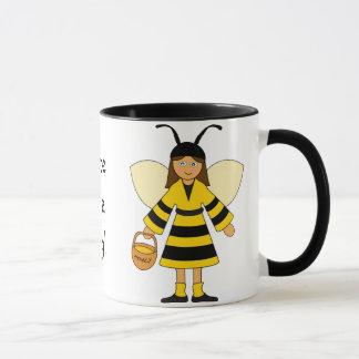 Mug Customisez-moi -- Costumes d'abeille et de