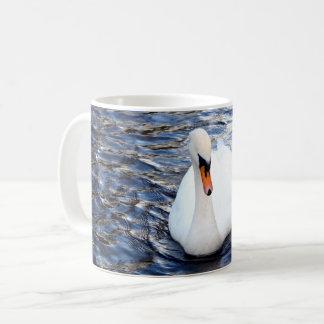 Mug Cygnes sur l'eau