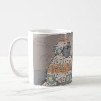 Mug Dame de café express
