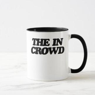 Mug Dans la foule
