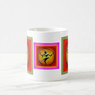 Mug Danse de Shiva en feu par Sharles