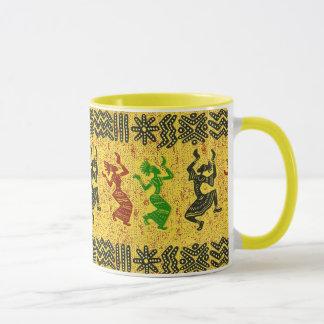 Mug Danse tribale