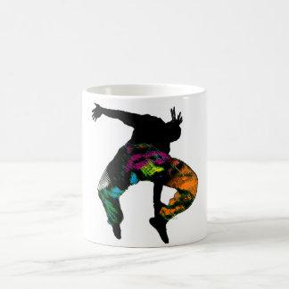 Mug Danse tribale africaine