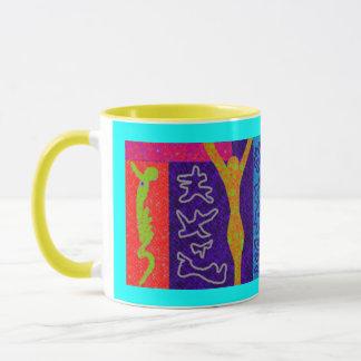 Mug ~ d'art moderne de ~ d'âme