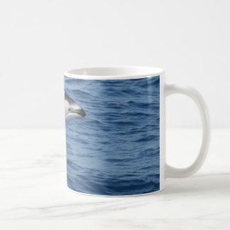 Mug Dauphin dégrossi blanc Pacifique