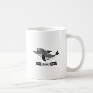 Mug Dauphin gris