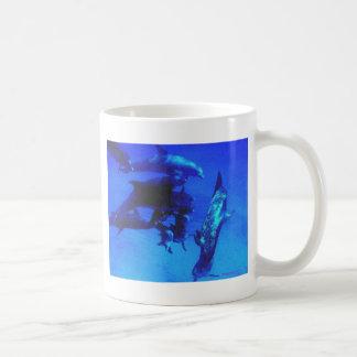 Mug Dauphins bleus (BiMiNi)