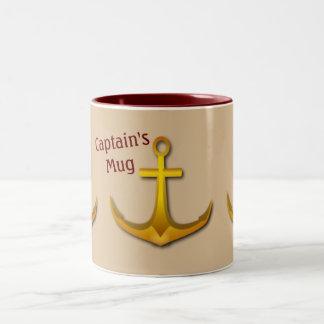 Mug de capitaine