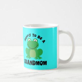Mug De houblon pour être un Grandmom