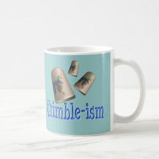 Mug Dé-ISM de couture