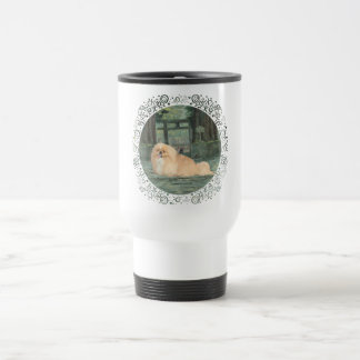 Mug De Voyage À la porte