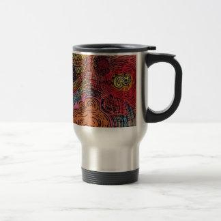 Mug De Voyage Abstraction # 1
