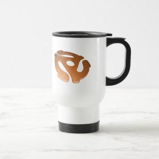 Mug De Voyage Adaptateur orange de 3D 45 t/mn