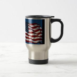 Mug De Voyage americanflag