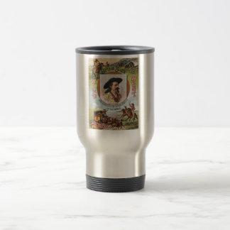 Mug De Voyage Annonce vintage de l'exposition 1893 occidental