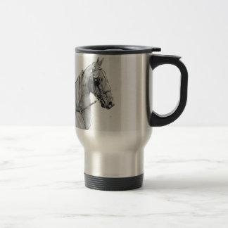 Mug De Voyage Approvisionnements de Saddlebred ! !