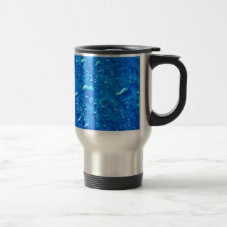 Mug De Voyage Arrière - plan de l'eau