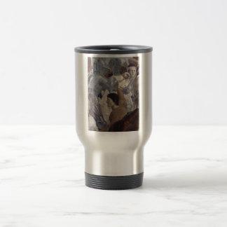 Mug De Voyage Art de Piero Francesca