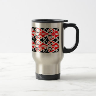 Mug De Voyage art tribal de conceptions maories pour vous