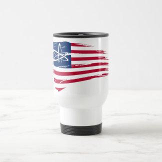Mug De Voyage Athée américain