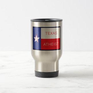 Mug De Voyage Athée du Texas