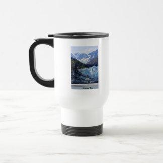 Mug De Voyage Baie de glacier, Alaska