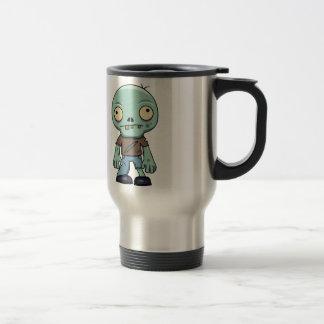 Mug De Voyage Bande dessinée de zombi