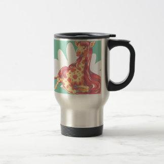 Mug De Voyage Belle girafe 1