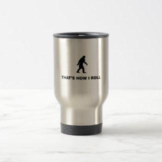 Mug De Voyage Bigfoot