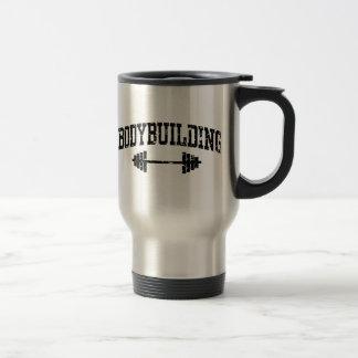 Mug De Voyage Bodybuilding