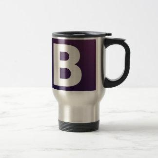 Mug De Voyage Bootstrap Logo
