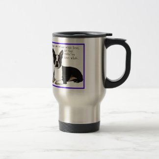 Mug De Voyage Boston Terrier