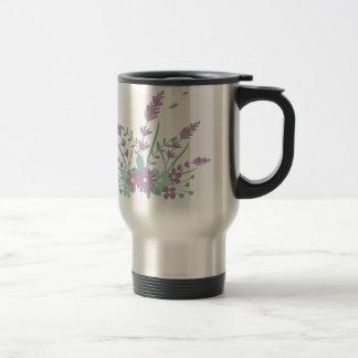 Mug De Voyage Bouquet de fleurs sauvages de ressort