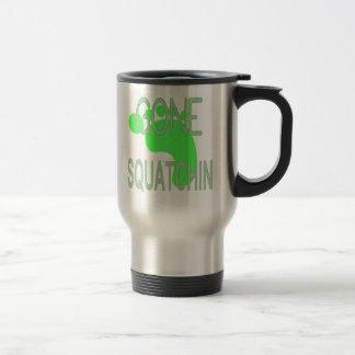 Mug De Voyage Cadeaux allés de Squatchin
