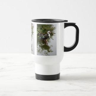 Mug De Voyage Canard sur l'étang