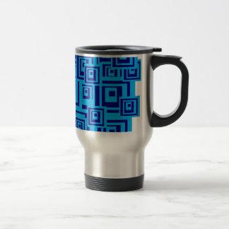 Mug De Voyage Carrés