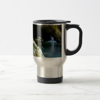 Mug De Voyage Cascade naturelle de voûte