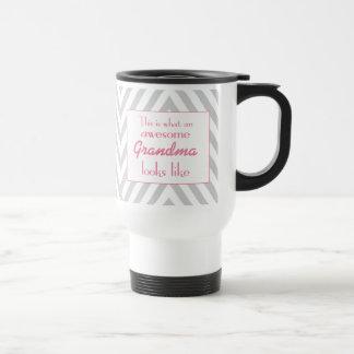 Mug De Voyage C'est à quelle grand-maman impressionnante
