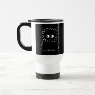 Mug De Voyage Chat persan noir mignon