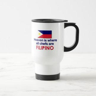 Mug De Voyage Chefs philippins merveilleux