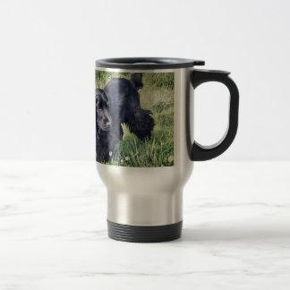 Mug De Voyage Chiot de cocker