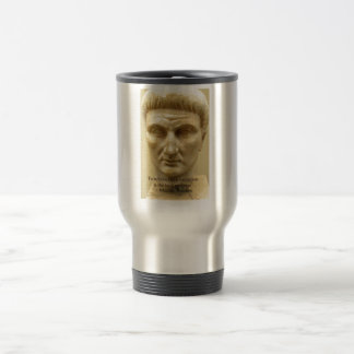 Mug De Voyage Citation de Marcus Aurelius au sujet d'imitation