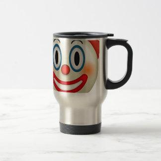 Mug De Voyage Clown fou Emoji