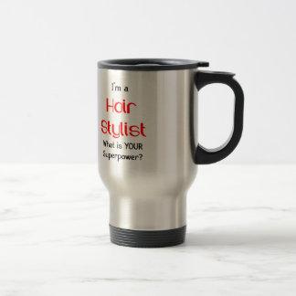 Mug De Voyage Coiffeur
