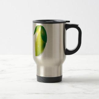Mug De Voyage Conception de citron de vecteur