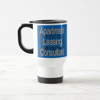 Mug De Voyage Consultant en matière de crédit-bail d'appartement