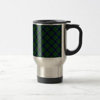 Mug De Voyage Copie conçue par tartan de clan de Duncan