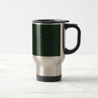 Mug De Voyage Copie conçue par tartan de clan de Patterson