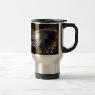 Mug De Voyage Copie galactique de l'espace de galaxie d'étoile