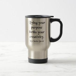 Mug De Voyage Créativité